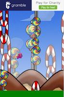Screenshot of Flappy Unicorn