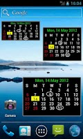 Screenshot of China Holiday Calendar 2014