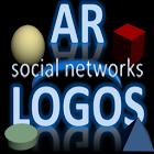 AR logos icon