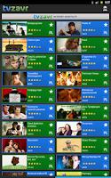 Screenshot of фильмы онлайн TVZavr.ru