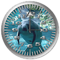 Manatee 3 AnalogClock Donation icon