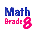 Math Grade 8 (US Edition) icon