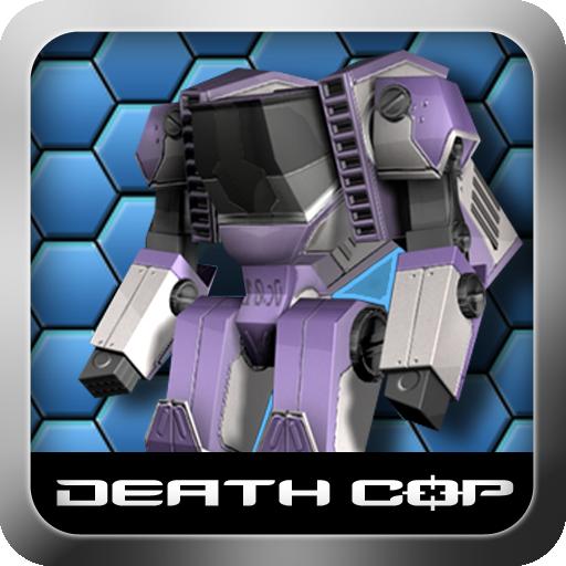 街机のDeath Cop LOGO-記事Game