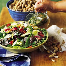 Lime-Peanut Dressing