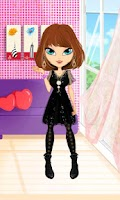 Screenshot of Dress Up! Cute Girl