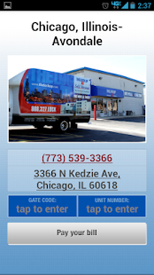 The Lock Up Self Storage - screenshot