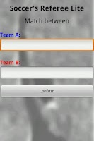 Screenshot of Soccer Referee Lite