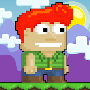 Growtopia is a multiplayer creative sandbox platformer mmo. PUNCH. BUILD. GROW. APK Icon