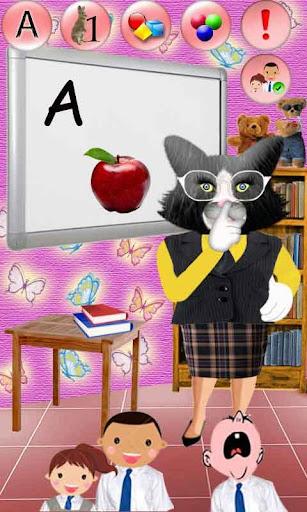 會說話的貓女士