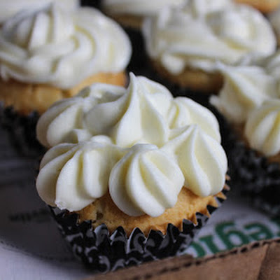 Double Lemon Cupcakes