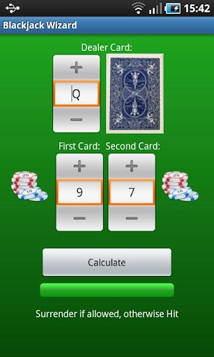 【免費工具App】Blackjack Wizard-APP點子