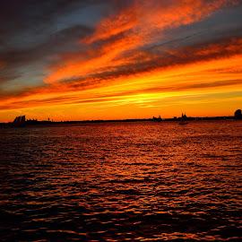 by Levi Jeffers - Landscapes Sunsets & Sunrises