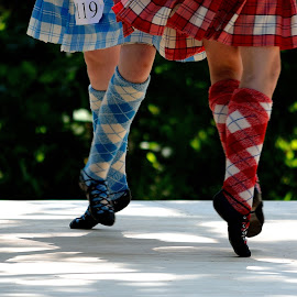 Dancing at the Scottish Games in Savannah by Dave Gibson - Sports & Fitness Other Sports ( scottish games, highland, dancing, kilt, dance )