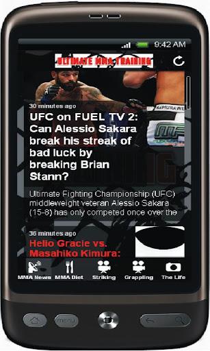 Ultimate MMA Training+