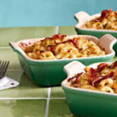 Apple Bacon Cheddar Mac'n'Cheese