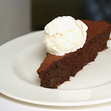 Chocolate-Espresso Mousse Cake Recipe