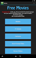 Screenshot of Free Movies