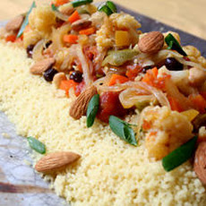 Vegetable Tagine Recipe