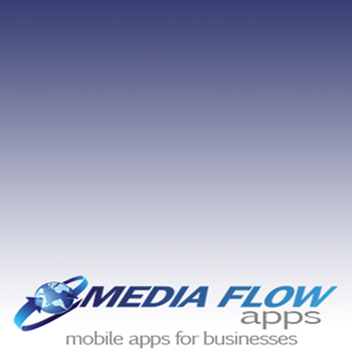 Media Flow Preview App LOGO-APP點子