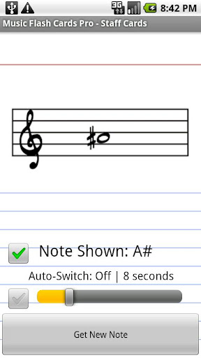 Music Flash Cards Pro