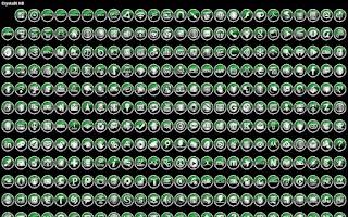 Screenshot of CrystalX HD Multi Theme Green