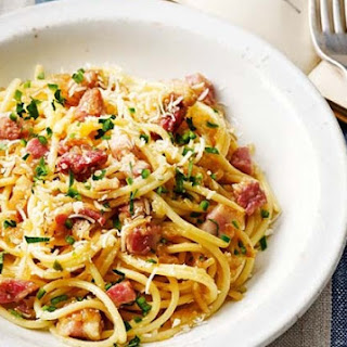 Heston's Carbonara