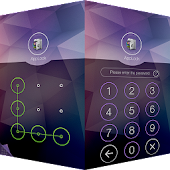 Free AppLock Theme Cube APK for Windows 8