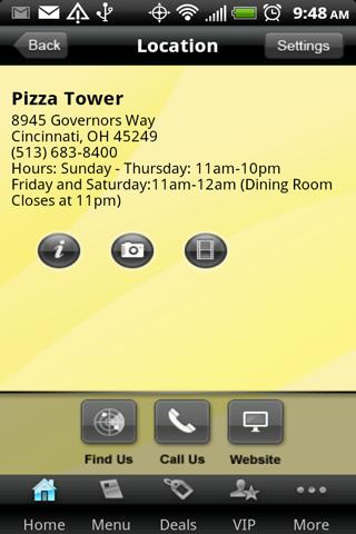 【免費商業App】Pizza Tower-APP點子