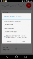 Screenshot of Equalizer Unlock Key