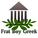 Frat Boy Greek (Alphabet) icon