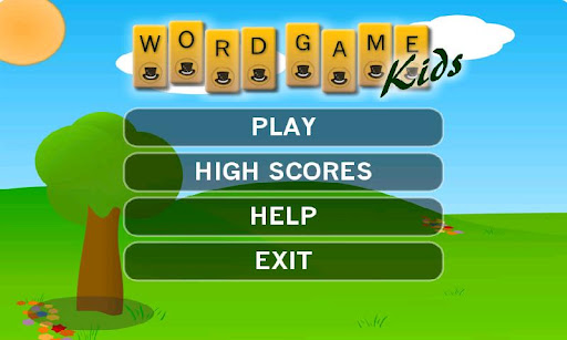 Word Game Word Juggler Kids