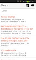 Screenshot of BiblioMo