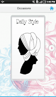 Screenshot of Hijab Fashion