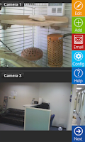 Screenshot of Cam Viewer for Astak cameras