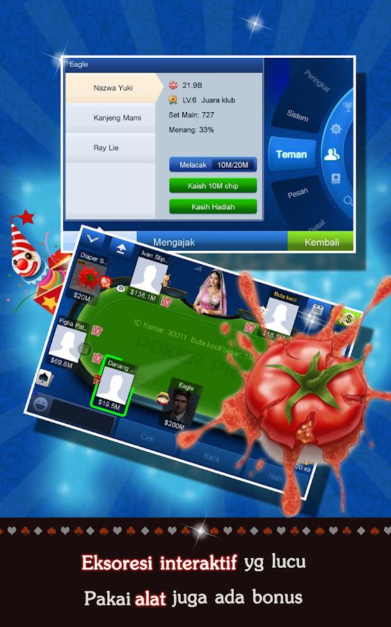 Bug poker pro id
