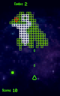 Hyperspace Laserball Lite - screenshot
