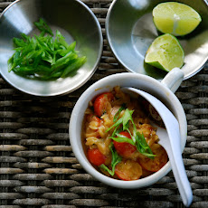Queen Of Siam Orzo Stew