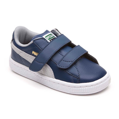 Puma Toddler Double Strap Trainer TRAINER