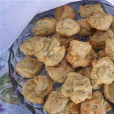 Cheese Puff Appetizers