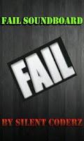 Screenshot of EPIC FAIL Soundboard
