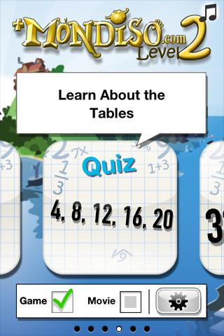 Learn Math 2nd grade - Mondiso