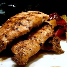 Lemon-Lime Chicken Broil