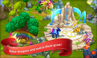 Screenshot of Dragons World