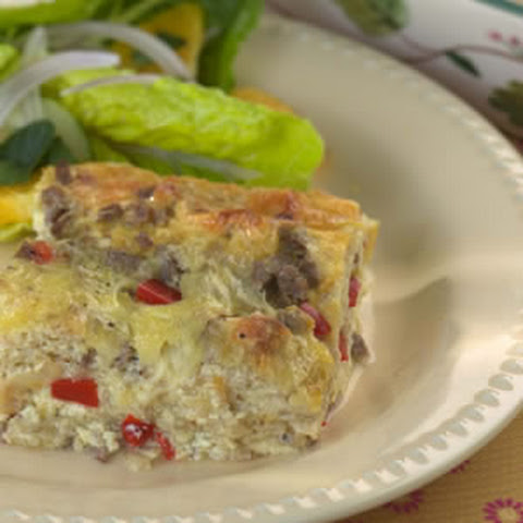 Turkey Sausage Strata Recipes | Yummly