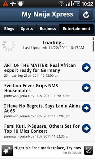 【免費新聞App】NaijaXpress-APP點子