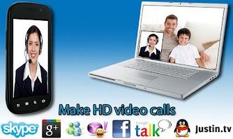 Screenshot of EpocCam - Wireless HD webcam