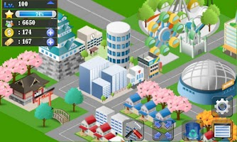 Screenshot of Oriental City