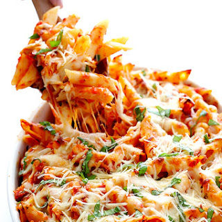 Baked Ziti Mozzarella Parmesan Recipes