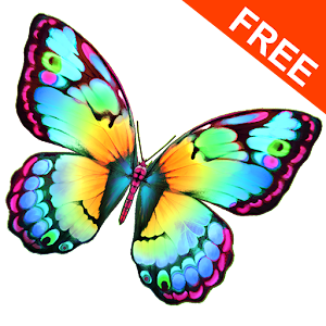 Paint me a butterfly free android apps on google play for Google paint online