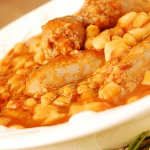 Sausage And Cannellini Bean Stew